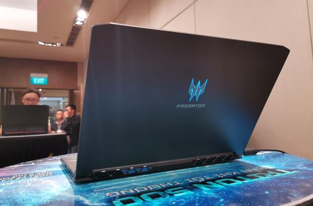 Acer trình làng laptop gaming dùng chip Intel thế hệ 9 giá 45 triệu đồng tại Việt Nam - 2