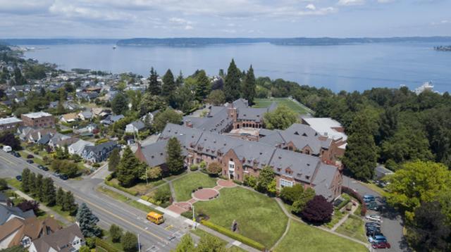 Annie Wright School - Top 3 trường Trung học tại bang Washington - 4