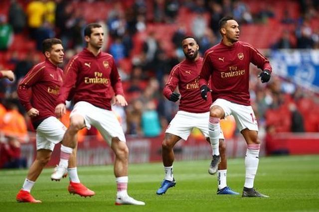 Nhìn lại trận hòa cay đắng của Arsenal trước Brighton - 1
