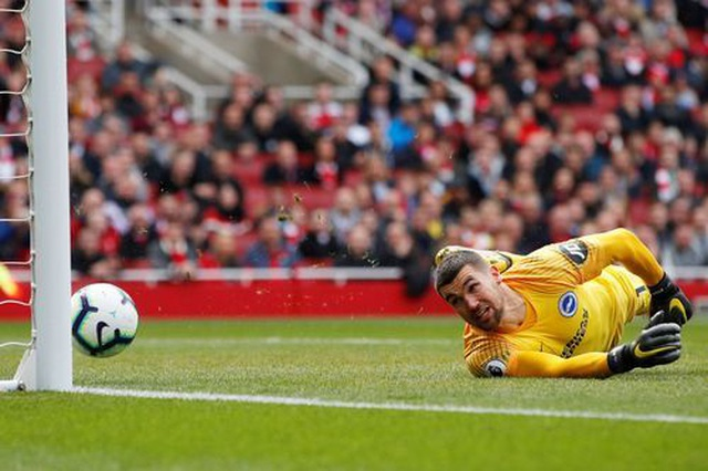 Nhìn lại trận hòa cay đắng của Arsenal trước Brighton - 2