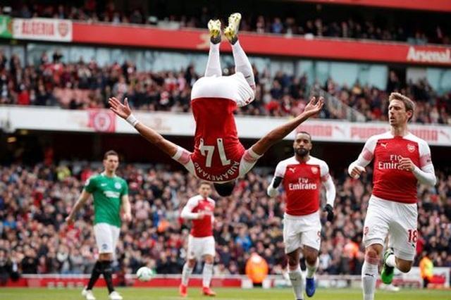 Nhìn lại trận hòa cay đắng của Arsenal trước Brighton - 5