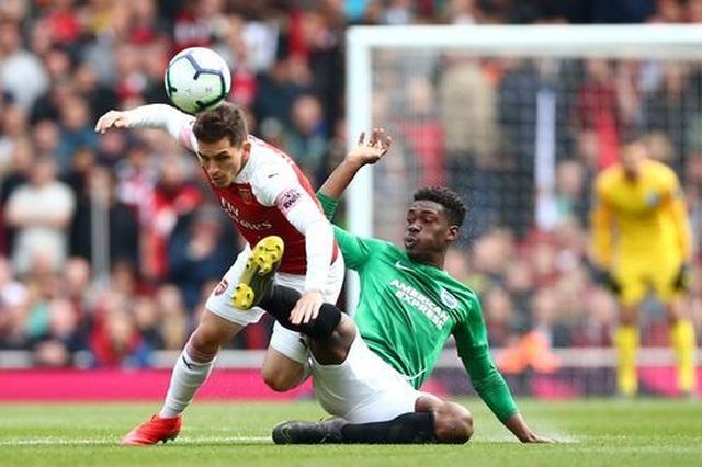 Nhìn lại trận hòa cay đắng của Arsenal trước Brighton - 6