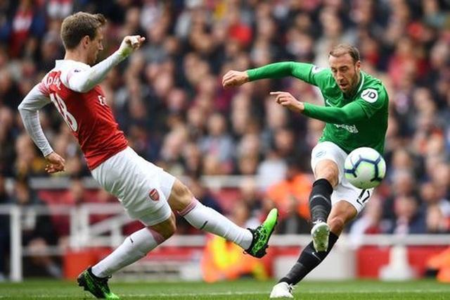 Nhìn lại trận hòa cay đắng của Arsenal trước Brighton - 7