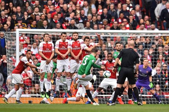 Nhìn lại trận hòa cay đắng của Arsenal trước Brighton - 8