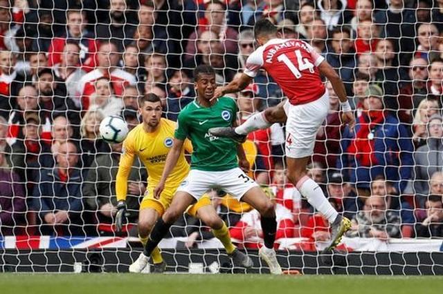 Nhìn lại trận hòa cay đắng của Arsenal trước Brighton - 13