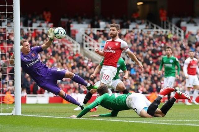 Nhìn lại trận hòa cay đắng của Arsenal trước Brighton - 14