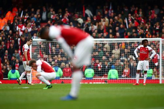 Nhìn lại trận hòa cay đắng của Arsenal trước Brighton - 15