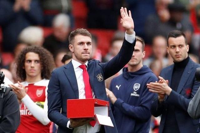 Nhìn lại trận hòa cay đắng của Arsenal trước Brighton - 17