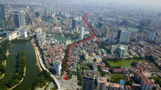Đề nghị Hà Nội công khai hồ sơ pháp lý tuyến đường đắt nhất hành tinh - 2