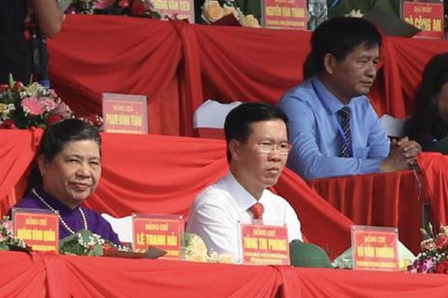 Tỉnh Điện Biên đón nhận Huân chương độc lập hạng Nhất - 1