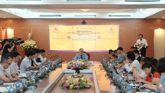 Thủ tướng sẽ thúc đẩy DN công nghệ thể hiện khát vọng vì một Việt Nam hùng cường - 1