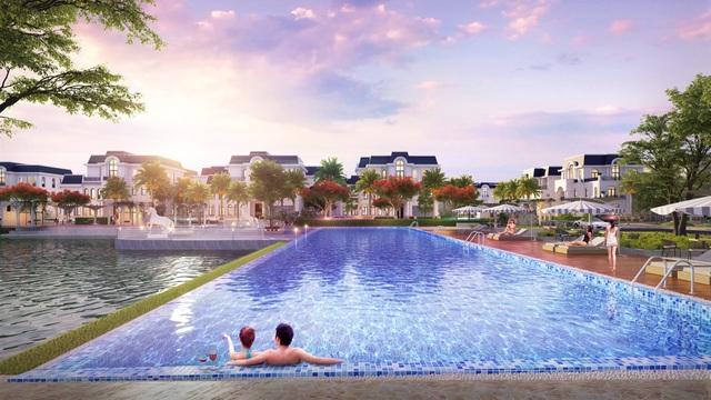 Hé lộ dự án được ví sống như nghỉ dưỡng tại Thái Nguyên - 1