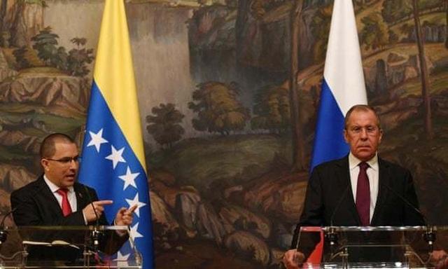 Nga cảnh báo hậu quả nếu Mỹ không từ bỏ ý định lật đổ Tổng thống Venezuela - 1