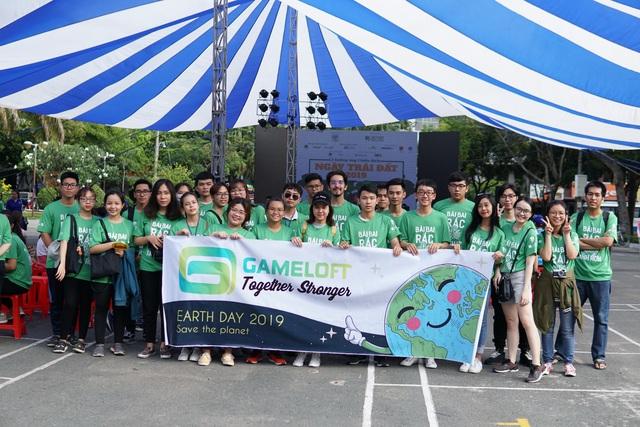 Nhân viên Gameloft Việt Nam chung tay vì cộng đồng - 1