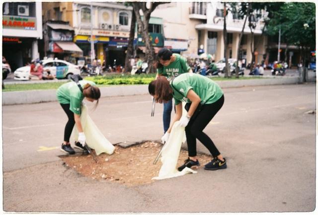 Nhân viên Gameloft Việt Nam chung tay vì cộng đồng - 2