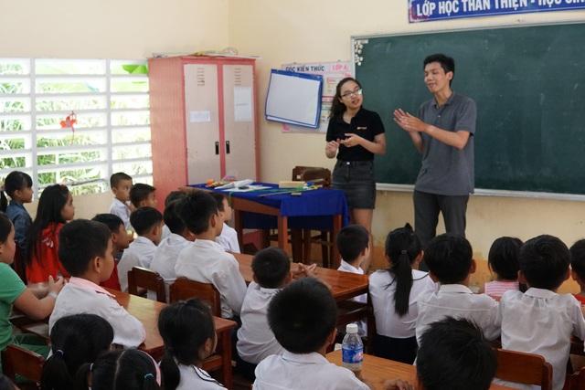 Nhân viên Gameloft Việt Nam chung tay vì cộng đồng - 4