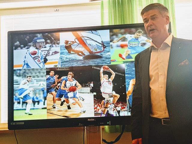 Nhìn từ một trường học Phần Lan: Thể thao và học giỏi có gì liên quan? - 3