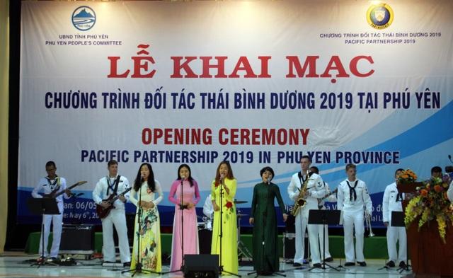 Khai mạc chương trình đối tác Thái Bình Dương năm 2019 tại Phú Yên - 2