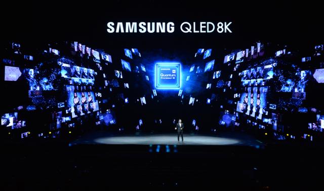 Samsung tiếp tục hành trình 13 năm dẫn đầu thị trường TV thế giới với QLED 8K - 2
