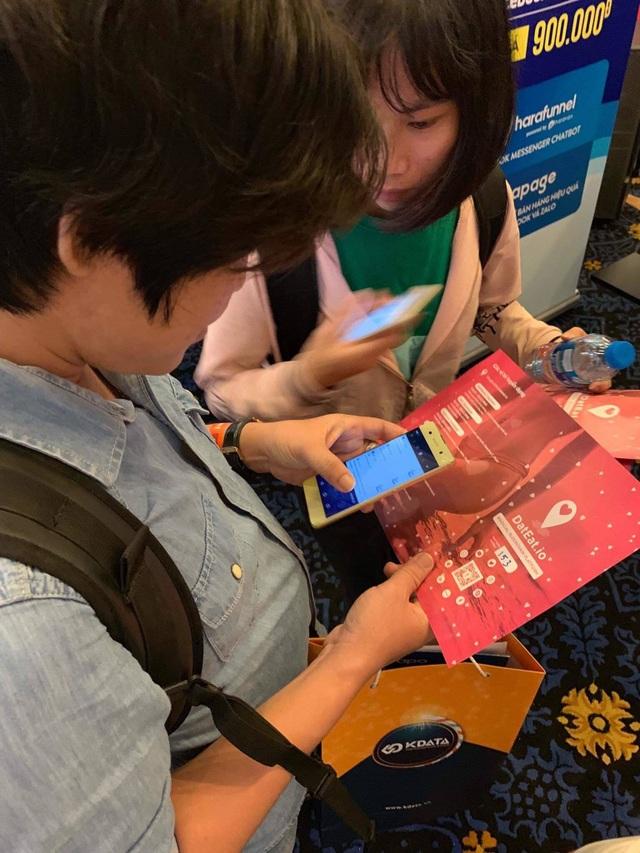 """Sử dụng Blockchain, ứng dụng hẹn hò của người Việt đang ngày càng """"qua mặt"""" Facebook Dating - 2"""