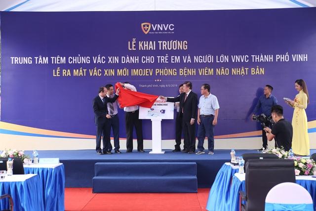 Thêm vắc xin ngừa viêm não Nhật Bản thế hệ mới được lưu hành tại Việt Nam - 2