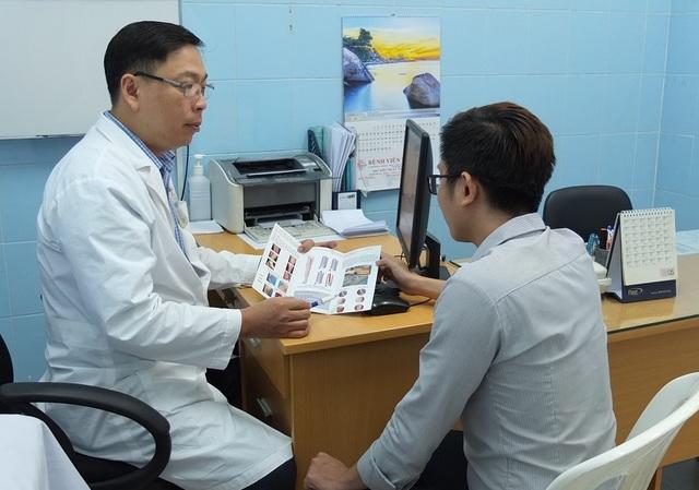 Tầm soát miễn phí bệnh lý mạch máu ngoại biên - 1