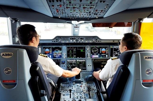 """Mức lương phi công """"khủng"""" nhất tại Vietnam Airlines là 300 triệu đồng/tháng - 1"""