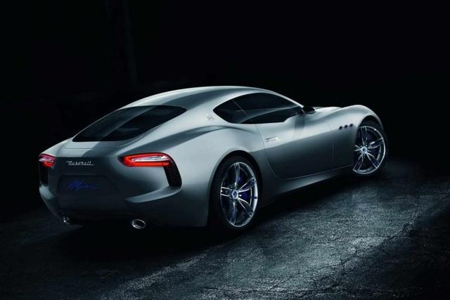 Maserati quyết không từ bỏ động cơ đốt trong - 1