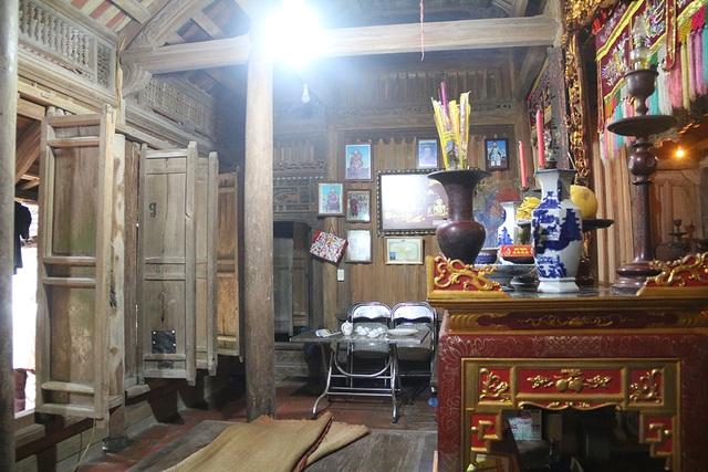 Ngôi nhà hơn 200 tuổi đặc trưng Bắc Bộ hiếm có ở Hà Nội - 5