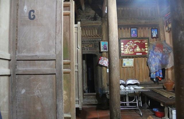 Ngôi nhà hơn 200 tuổi đặc trưng Bắc Bộ hiếm có ở Hà Nội - 6