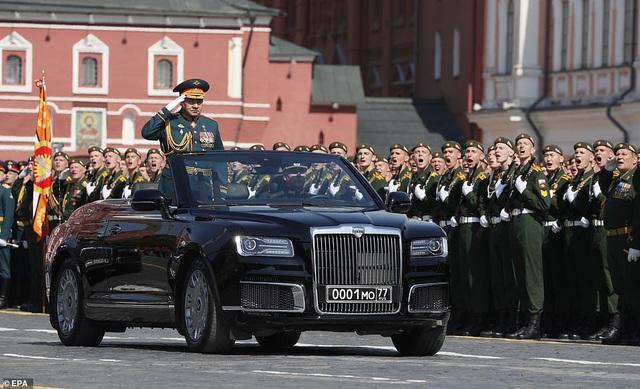 Dàn vũ khí uy lực của Nga luyện tập trước lễ duyệt binh Ngày Chiến thắng - 2