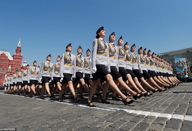 Dàn vũ khí uy lực của Nga luyện tập trước lễ duyệt binh Ngày Chiến thắng - 5