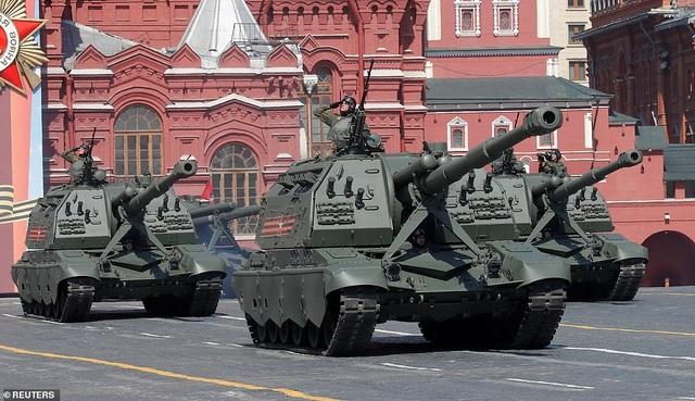 Dàn vũ khí uy lực của Nga luyện tập trước lễ duyệt binh Ngày Chiến thắng - 7