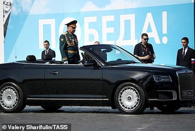 Dàn vũ khí uy lực của Nga luyện tập trước lễ duyệt binh Ngày Chiến thắng - 4