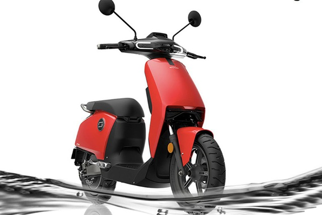 Ducati bắt tay doanh nghiệp Trung Quốc làm xe điện - 3