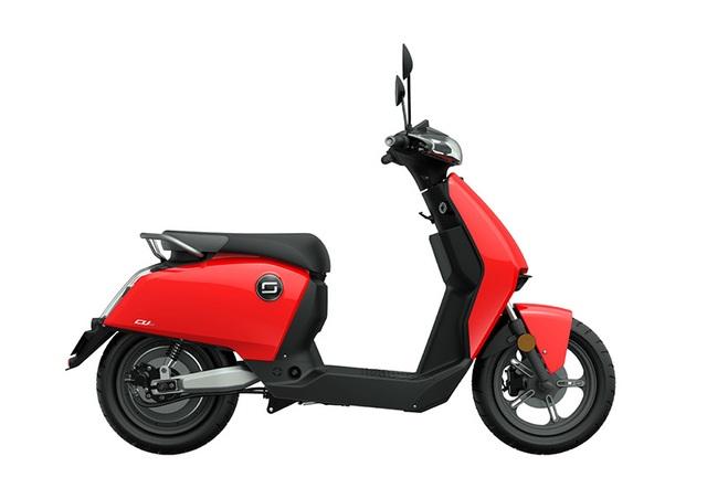 Ducati bắt tay doanh nghiệp Trung Quốc làm xe điện - 5