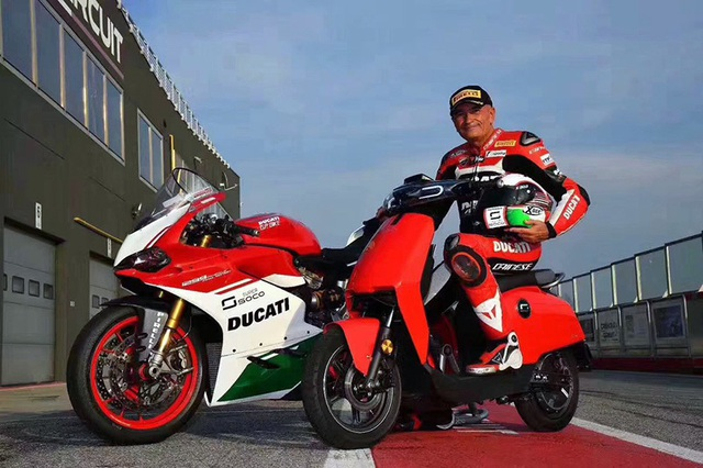 Ducati bắt tay doanh nghiệp Trung Quốc làm xe điện - 2