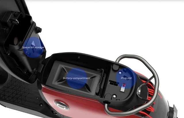 Ducati bắt tay doanh nghiệp Trung Quốc làm xe điện - 11