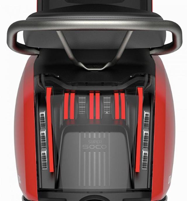 Ducati bắt tay doanh nghiệp Trung Quốc làm xe điện - 12