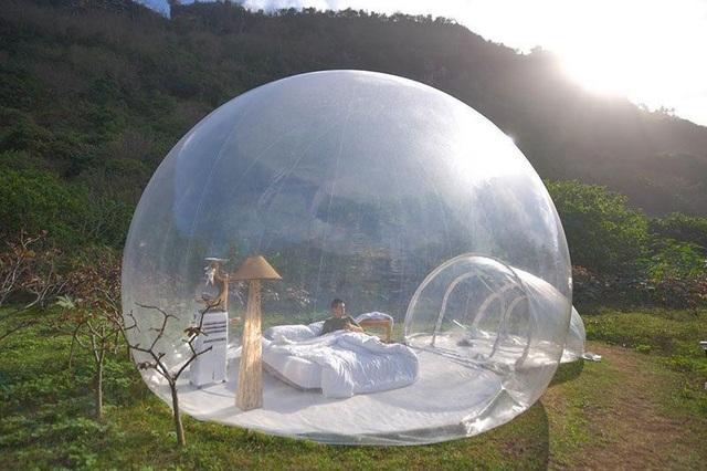 """Đến khách sạn bong bóng khổng lồ - Nơi có cả """"nghìn ảnh sống ảo"""" - 2"""
