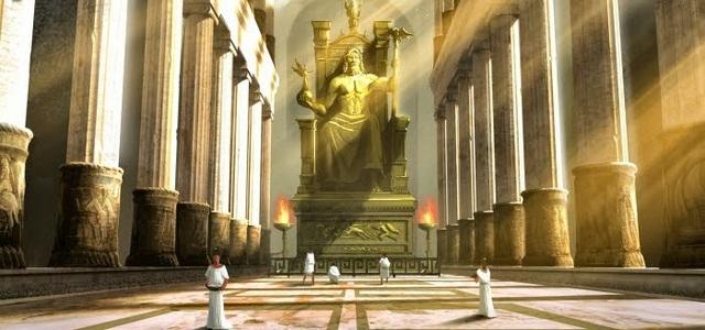 7 kỳ quan thế giới cổ đại được phục dựng qua hình ảnh 3D - 4