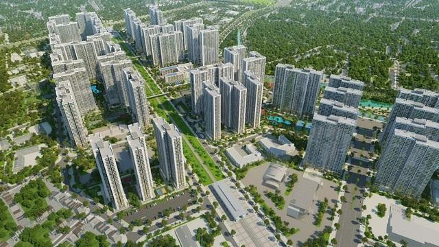 4 yếu tố tạo chuẩn sống đô thị thông minh quốc tế tại Vinhomes Smart City - 1
