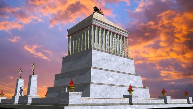 7 kỳ quan thế giới cổ đại được phục dựng qua hình ảnh 3D - 6