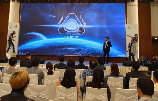HTC bất ngờ kinh doanh thiết bị thực tế ảo tại Việt Nam thay vì smartphone - 1