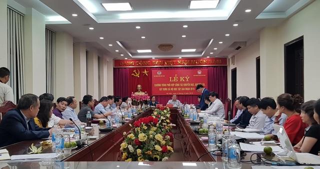 Hội Khuyến học Việt Nam ký kết với Hội Nông dân Việt Nam về học tập suốt đời - 2