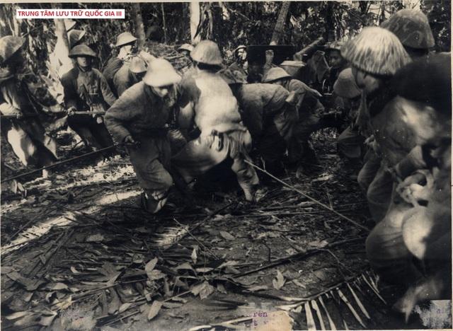 Những hình ảnh ấn tượng về chiến dịch lịch sử Điện Biên Phủ - 1