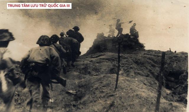 Những hình ảnh ấn tượng về chiến dịch lịch sử Điện Biên Phủ - 9