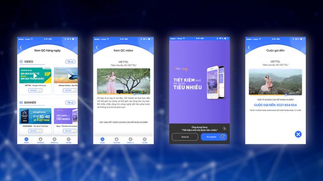 Nền tảng quảng cáo mới trên smartphone: Người xem cũng kiếm ra tiền - 3