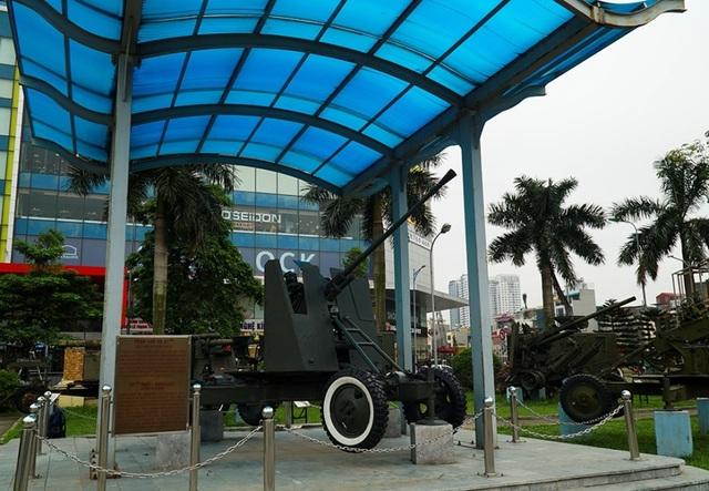 Khẩu pháo Bảo vật Quốc gia góp công trong chiến thắng Điện Biên Phủ - 1