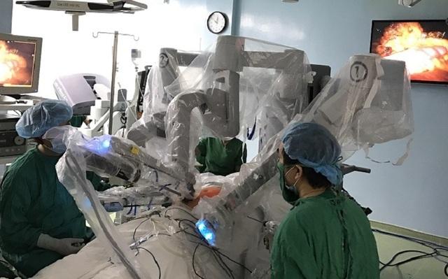 """""""Bác sĩ"""" robot cứu tinh của người bệnh thời công nghệ 4.0 - 3"""